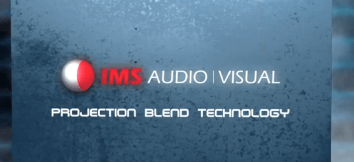 In-House Projection Blend Demo