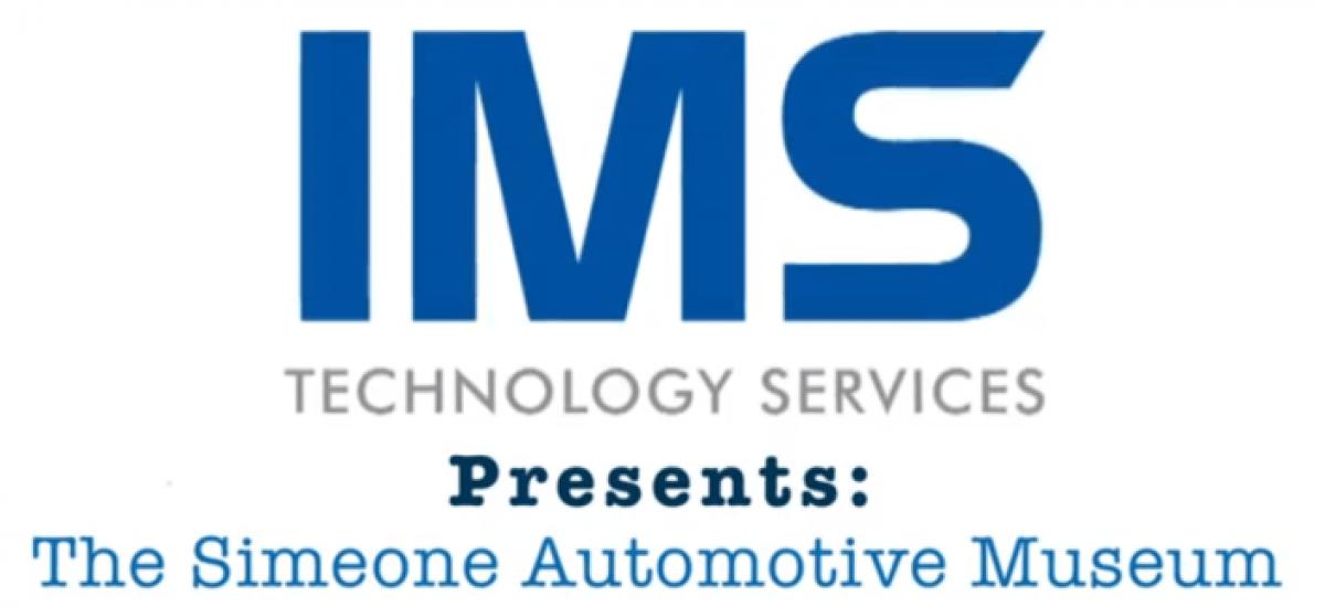 Simeone Automotive Museum Trailer
