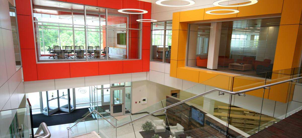 ETS Princeton Headquarters