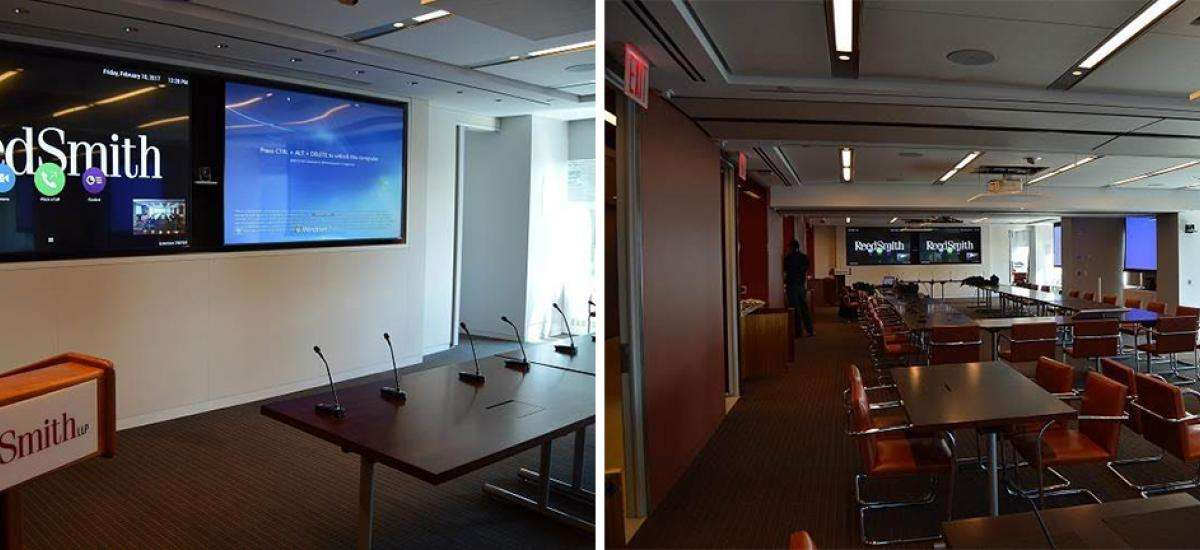 IMS Presents a Winning AV Case at NYC Law Firm Office