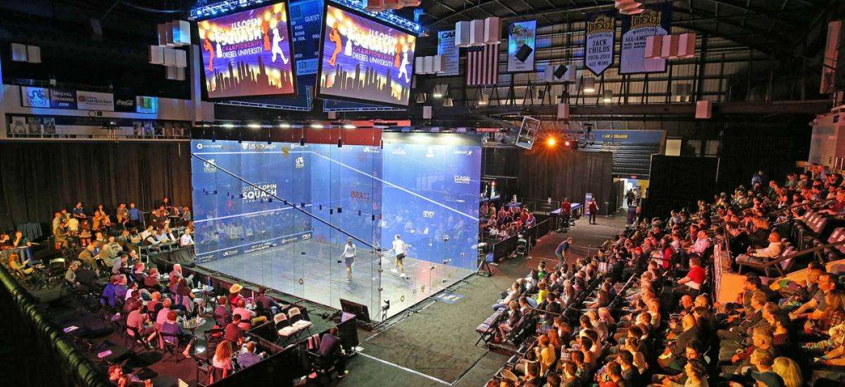 IMS Deploys Martin Audio at the 2017 US Open Squash Championships