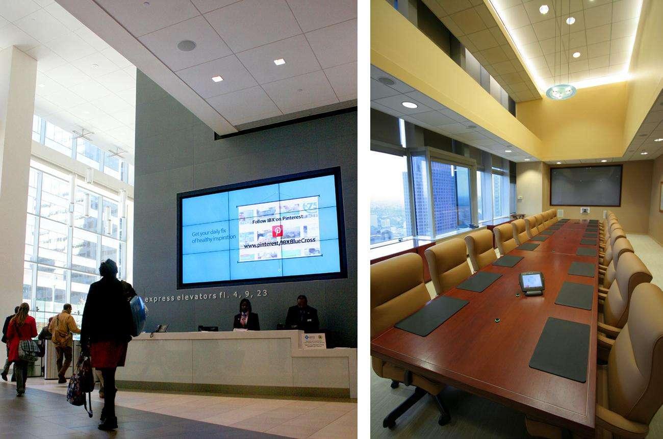 Independence Blue Cross Philadelphia Headquarters | IMS Technology