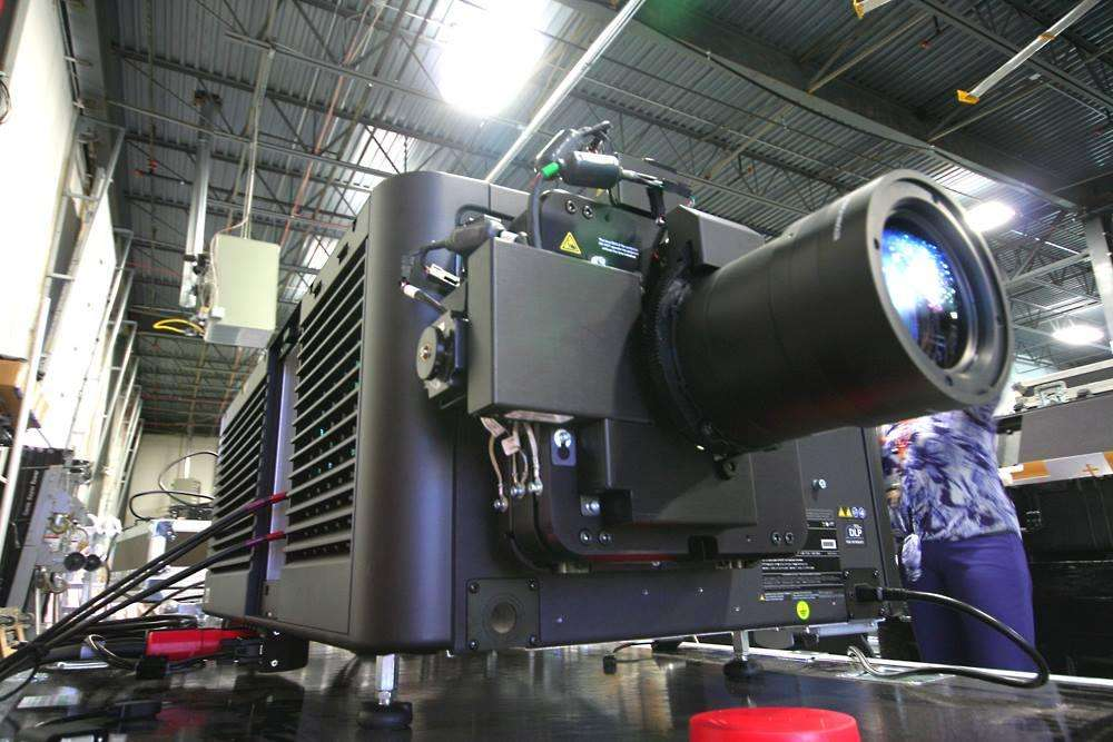 Industry Leading Technology: 4K in Action!