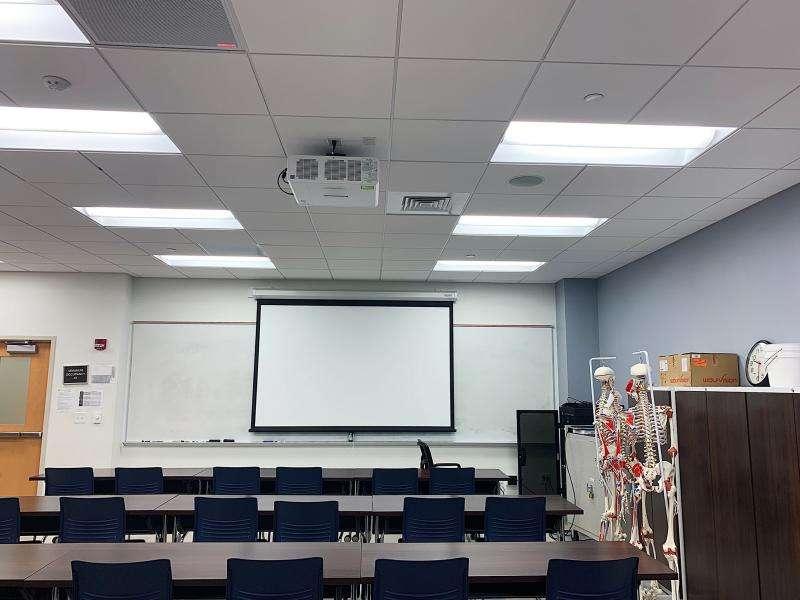 Kinesiology Classroom