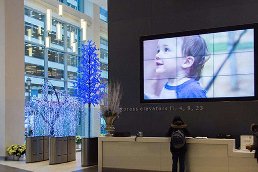 Video Walls Continuing to Expand in Popularity
