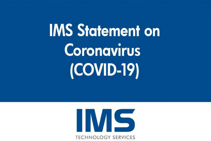 IMS Statement on Coronavirus (COVID-19)